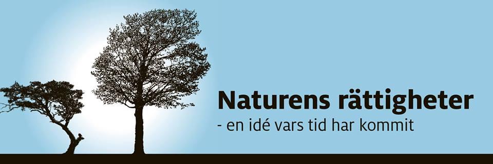 Naturens Rättigheter - Föreläsning med Pella Thiel