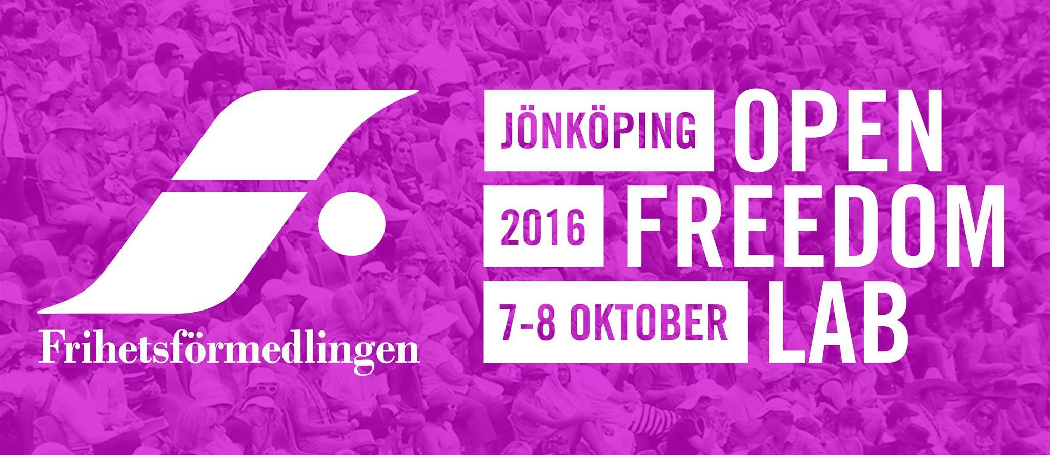 ÖK Arena: OPEN FREEDOM LAB 2016